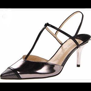 f264e4871967 Women s Ivanka Trump Slingback Heels on Poshmark